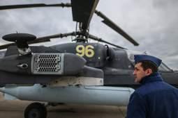 Египет хочет купить российские вертолеты для «Мистралей»
