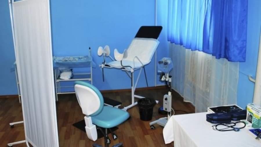 фото в кабинете гинеколога