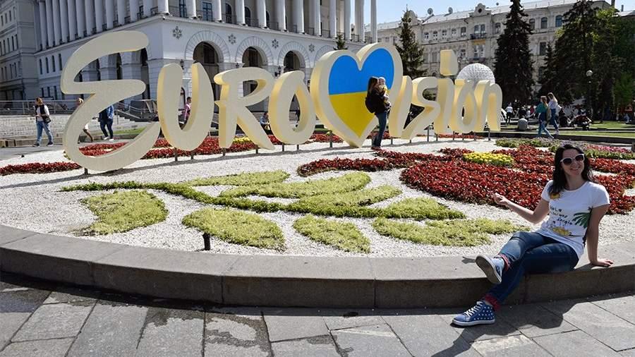 Украинское государство оштрафуют занедопуск РФ на«Евровидение-2017»
