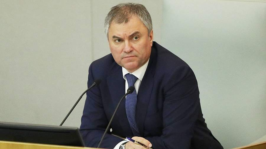 «Совет советов» несомненно поможет Володину вработе над самыми резонансными законопроектами
