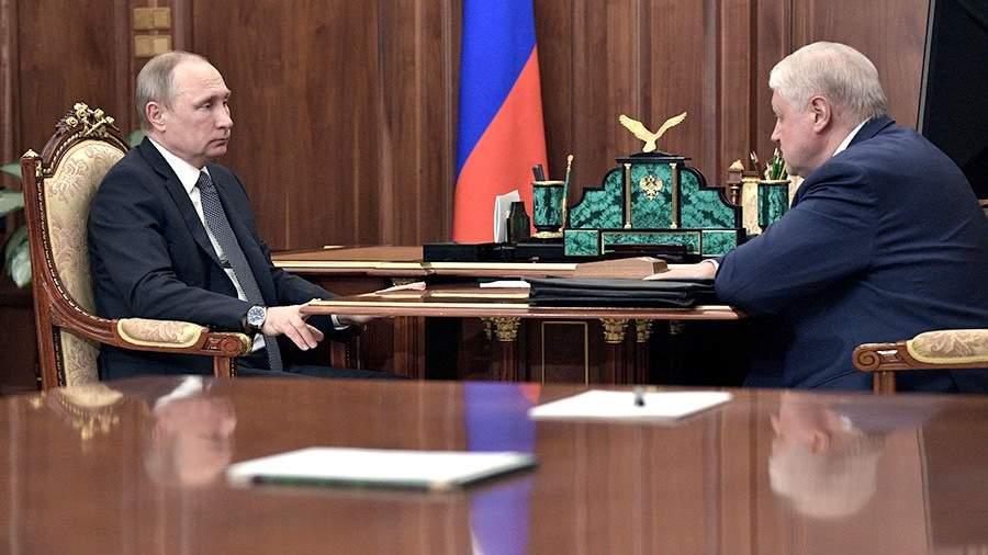 Владимир Путин изучит проблему дачников, участки которых находятся рядом струбопроводами