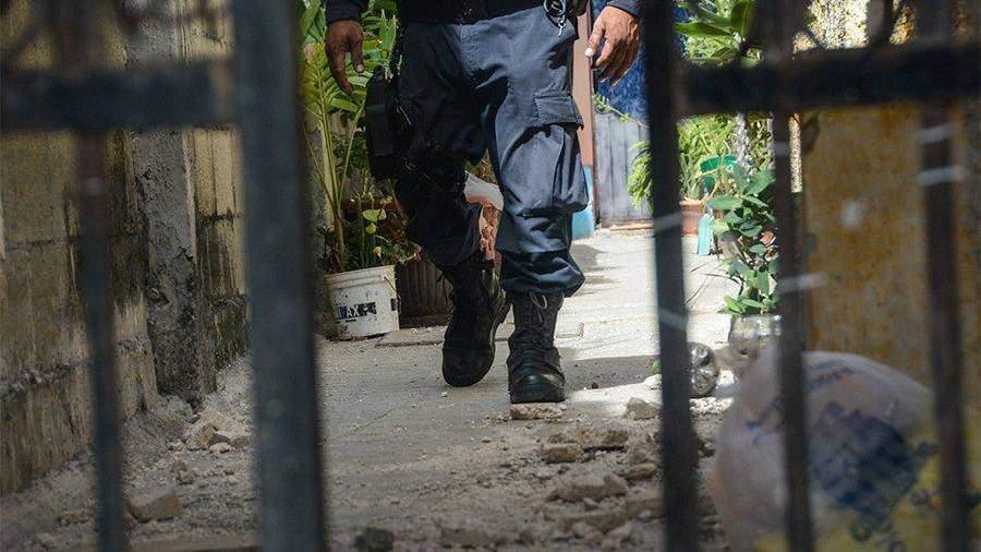 Впроцессе  обстрела вбаре Мексики погибли шесть человек