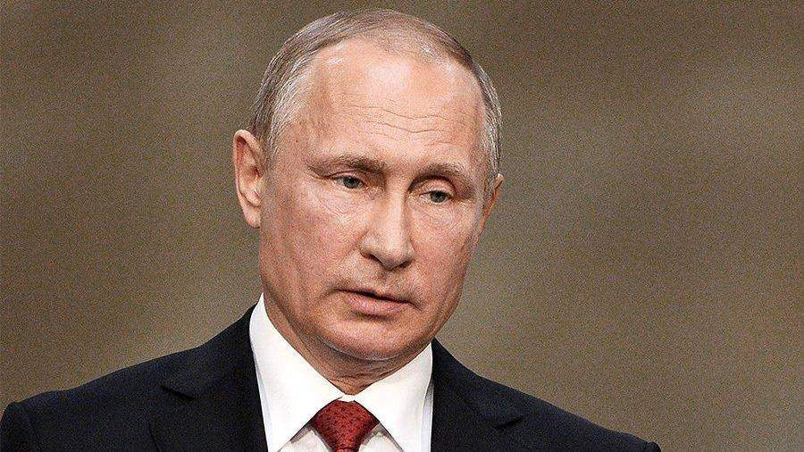 Путин: «Высказывания оповерженной РФ несоответствуют действительности»