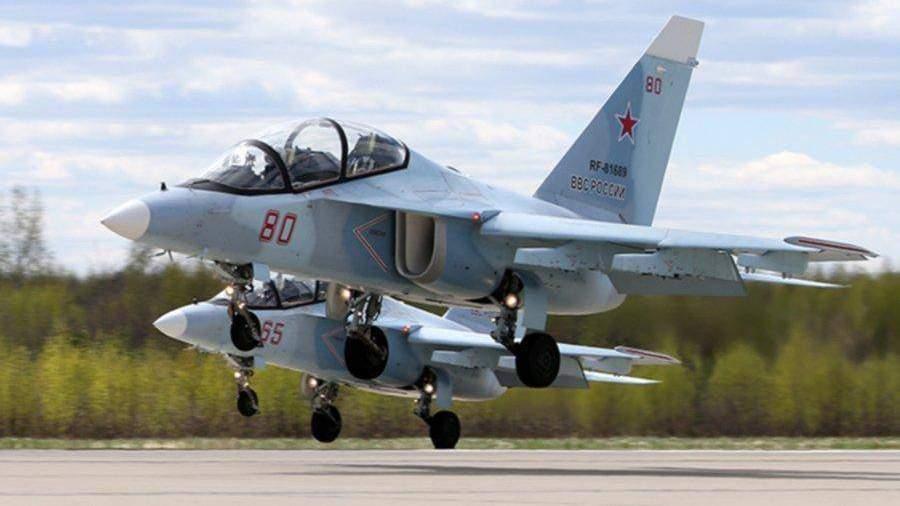 Самолеты Як-130 Иркутский авиазавод отправил Краснодарскому военному училищу