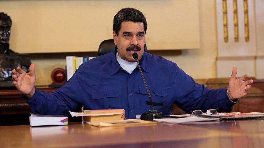 Президент Венесуэлы обвинил оппозиционеров вупотреблении «наркотика джихадистов»