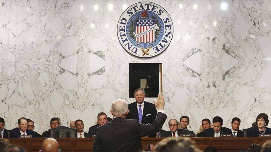 Володин назвал тупиковым решение Сената США посанкциям