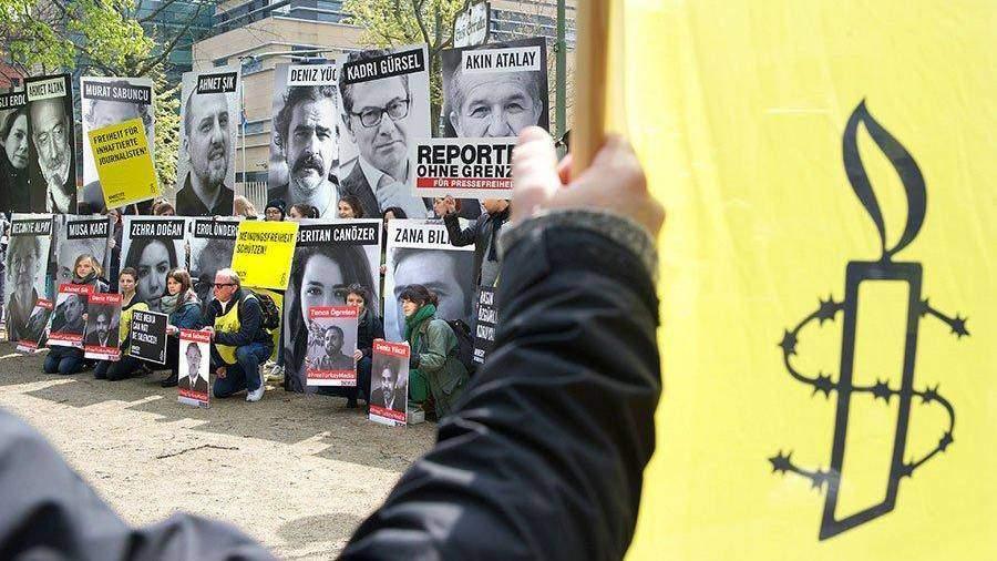 ВТурции задержали неменее 20 работников Amnesty International