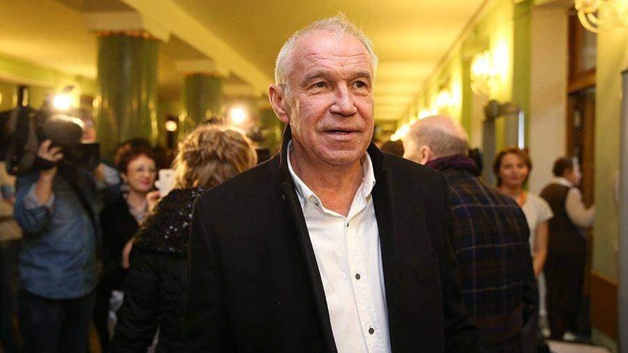 Сергей Гармаш попал в трагедию вПскове