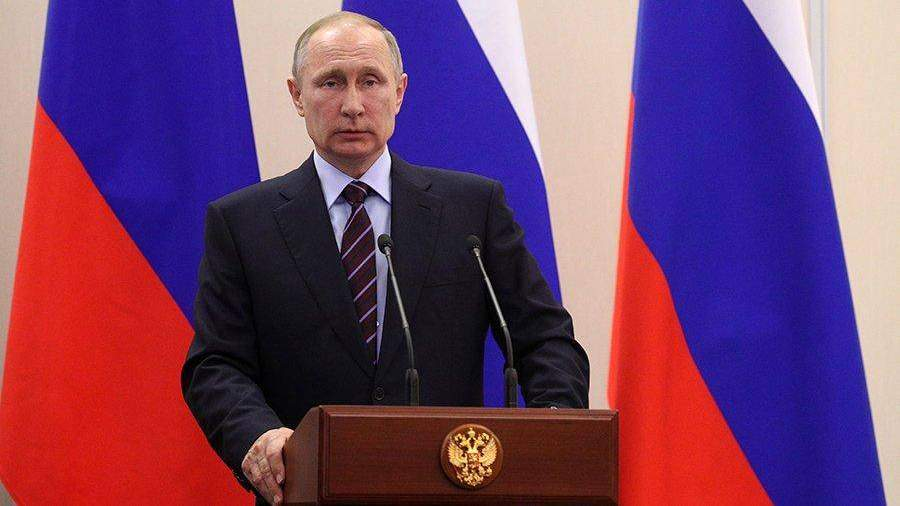 Российская Федерация предоставила убежище Сноудену как борцу снарушениями прав человека— Путин