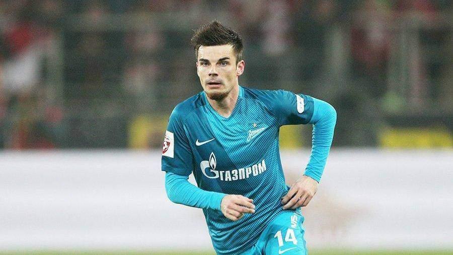 Футболист «Зенита» Артур Юсупов может перейти в«Ростов»