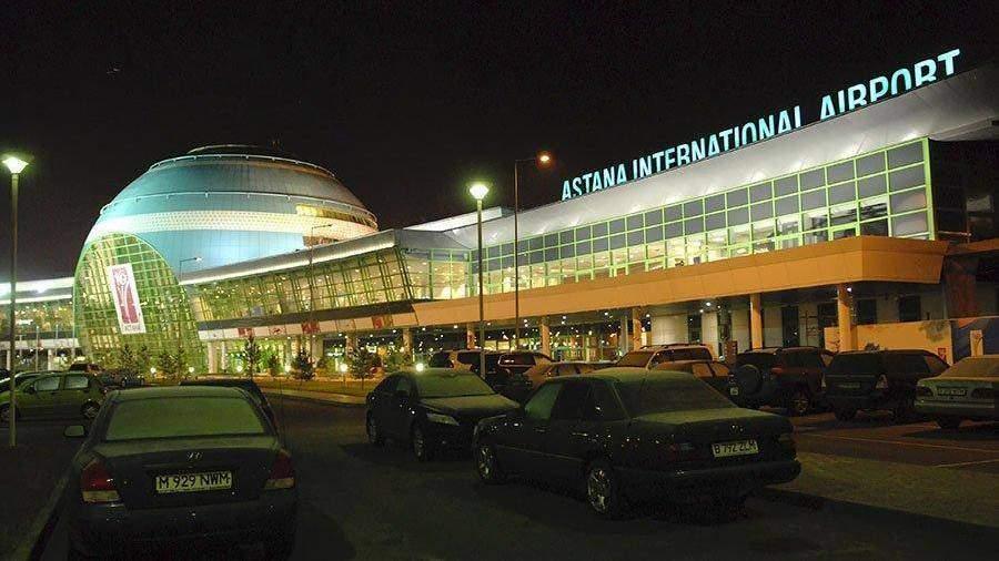 Аэропорт Астаны переименовали вчесть Нурсултана Назарбаева