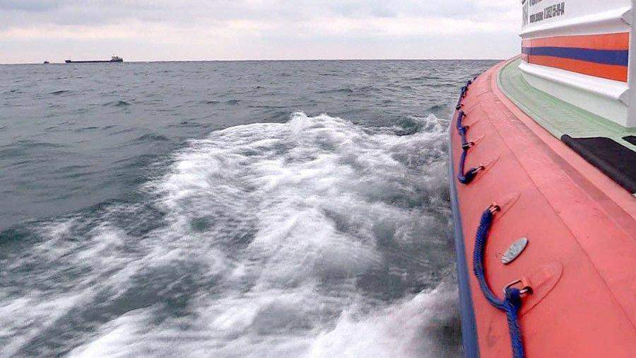 ВКерченском проливе столкнулись катер ияхта: двое погибших