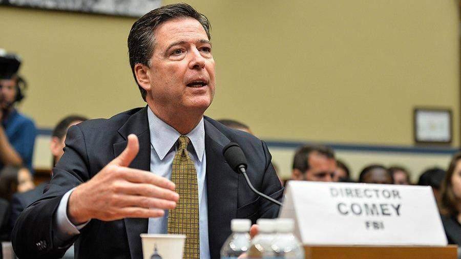 Трамп чувствует себя вне опасений после заявления экс-главы ФБР