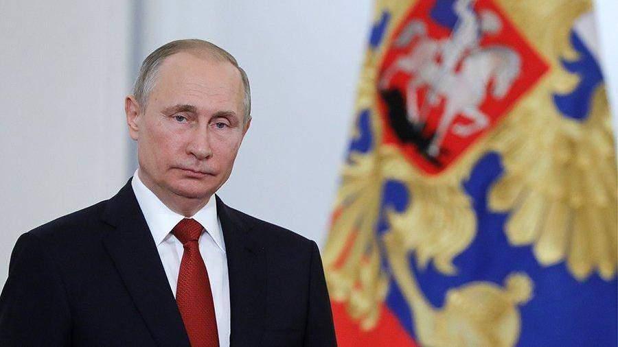 Путин обвинил ЕС и США в поддержке силового захвата власти на Украине