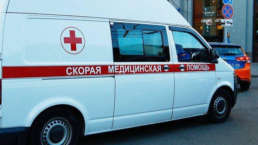 Автомобиль сбил коляску с малышом вМосковской области