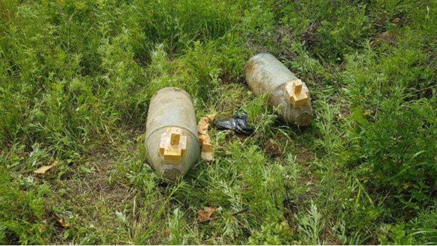 ВПриморье обезвредили две 500-килограммовые бомбы