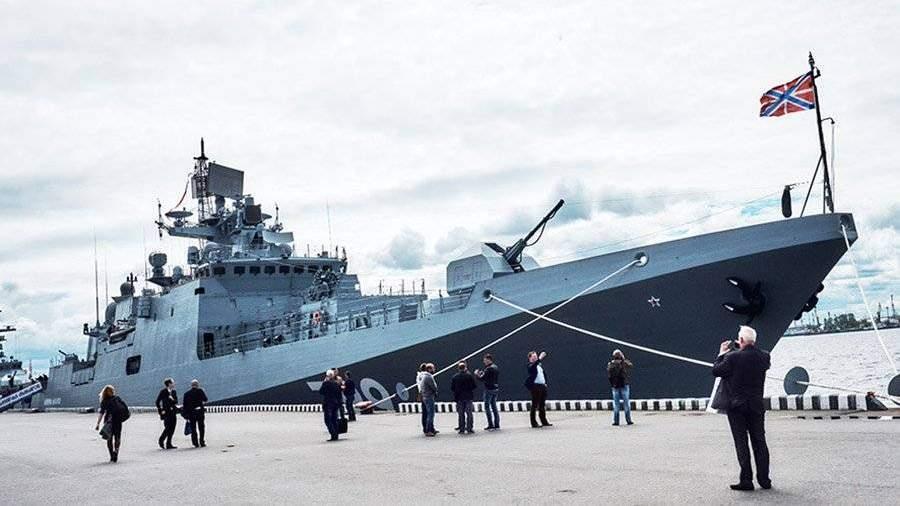 Неменее 100 тыс. человек посетили Военно-морской салон вПетербурге